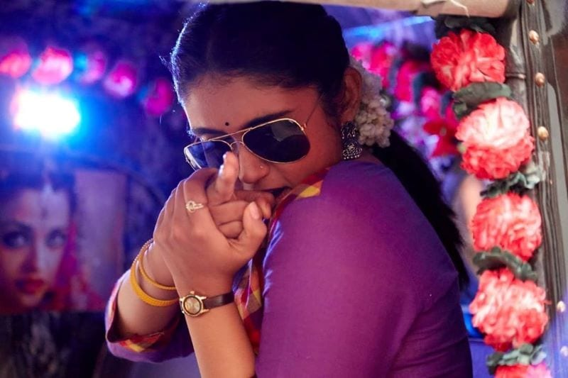 Actress Rinku's Sad look is catching eyeballs