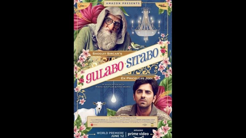 Film Review - Gulabo Sitabo is one of the best films of the year