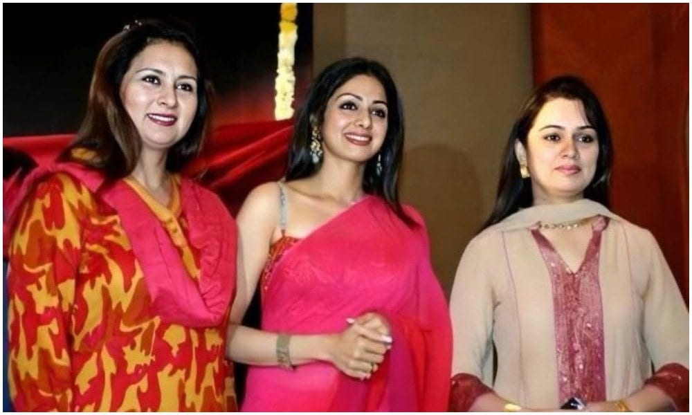 Bollywood memories about friendship in Sridevi Padmini Kolhapure and Poonam Dhillon