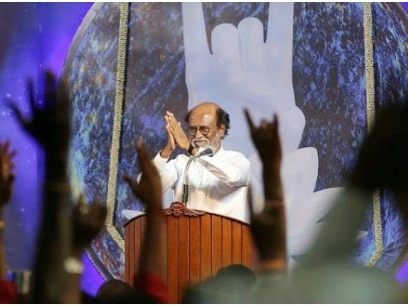 rajinikanth not to launch political party