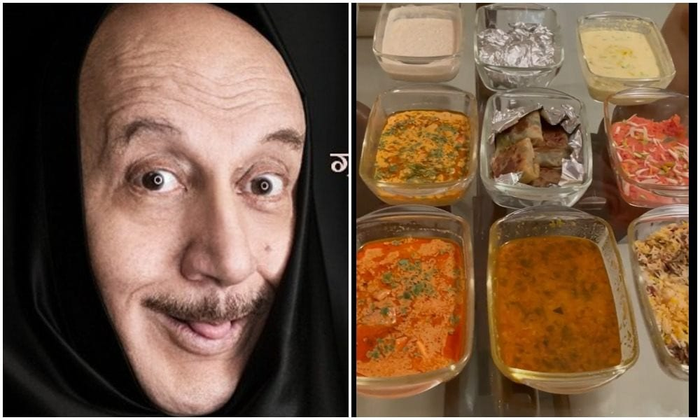 Anupam Kher Got Delicious And Authentic Rajasthani Food As A Gift