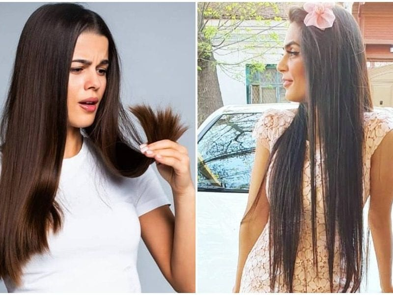 effective home made treatments for healthy and long hair