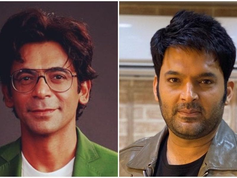 the reason why sunil grover can never be angry with kapil sharma