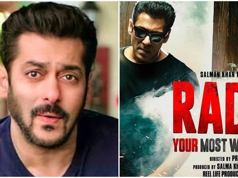 radhe your most wanted bhai will release in theatre on eid 2021