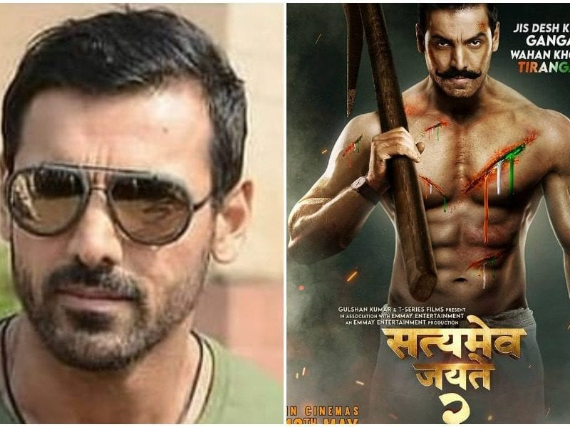 for satyamev jayate 2 john abraham reduced his weight
