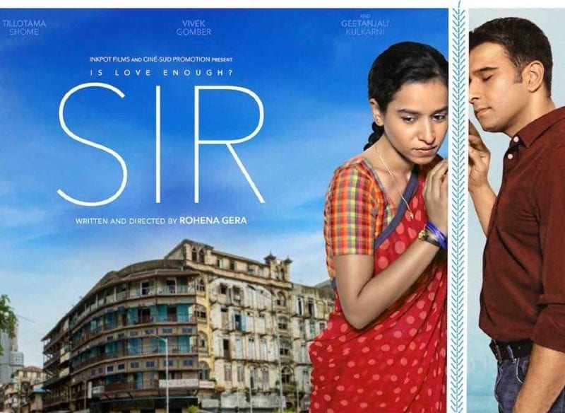 Sir Movie Review in Marathi