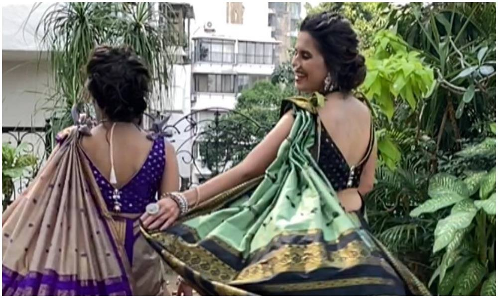 Sonali Khare Shared Video With Her Daughter