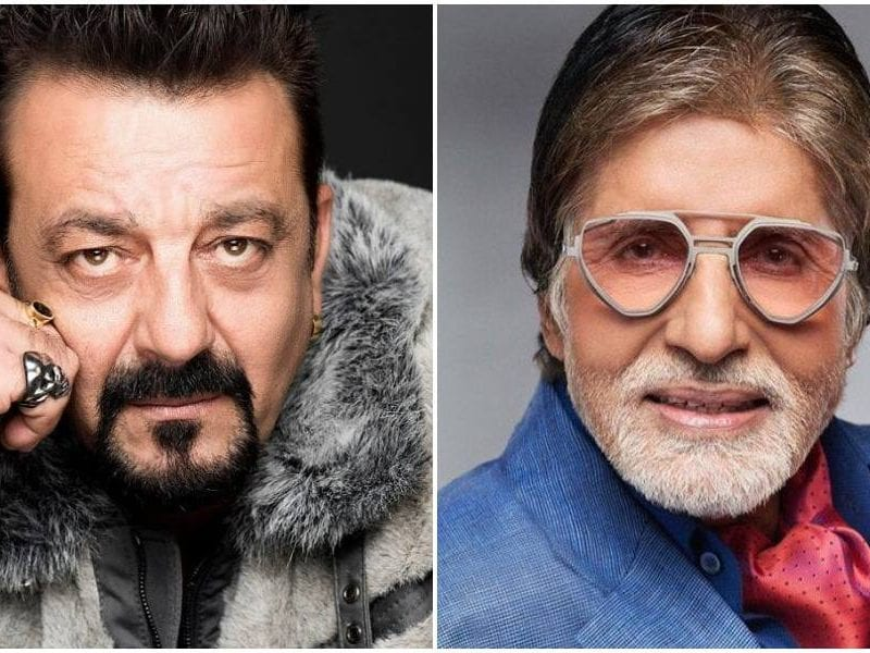 why sanjay dutt refused to work with amitabh bachchan
