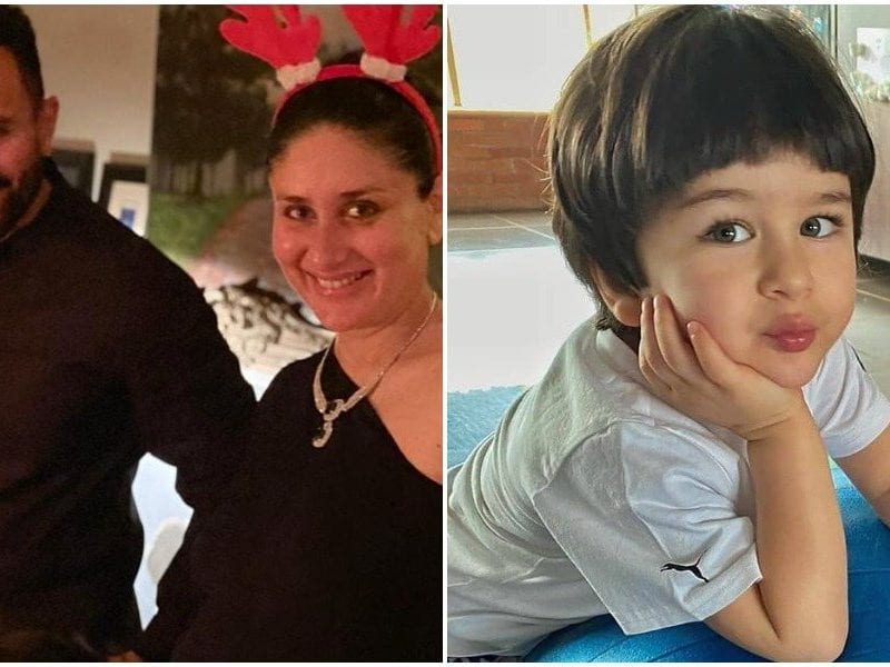 kareena kapoor khan chose to name taimur for first child