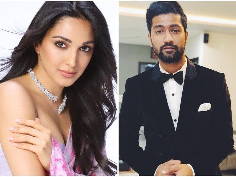 Kiara Advani And Vicky Kaushal Will Work Together In The Movie Mister Lele