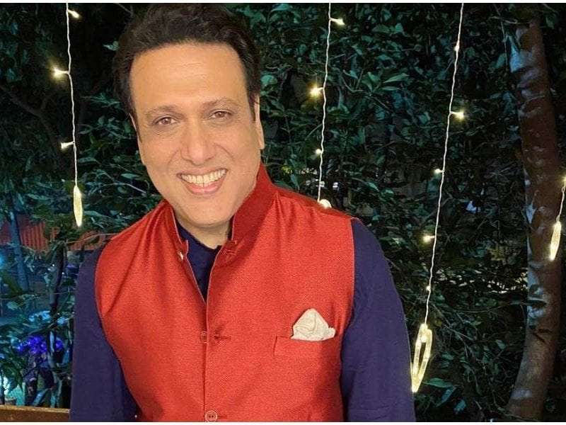 When Govinda Born His Father Refused To Take Him In His Arms Due To This Reason