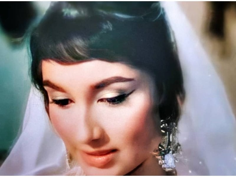 Know Interesting Facts About Veteran Actress Sadhana Shivdasani