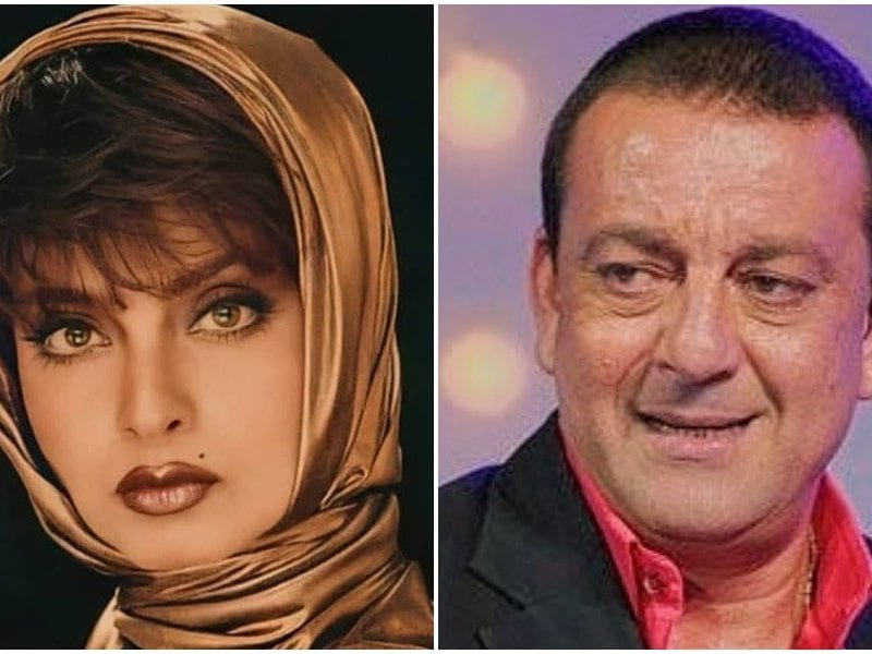 rekha and sanjay dutt were rumoured to be married