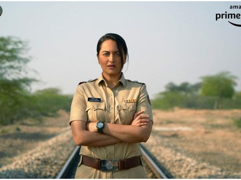 Sonakshi Sinha's Debut Web Series First Look Out