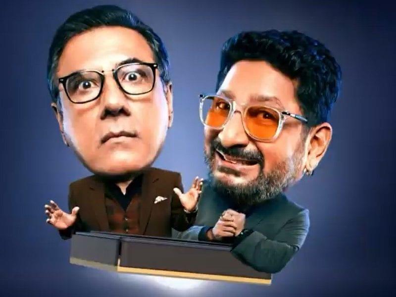 Arshad Warsi And Boman Irani Will Host The Amazon Prime Video's Show LOL