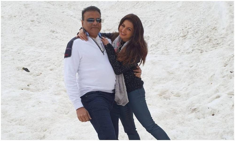 Bhagyashree Shared Videos Of Her Kashmir Trip With Husband