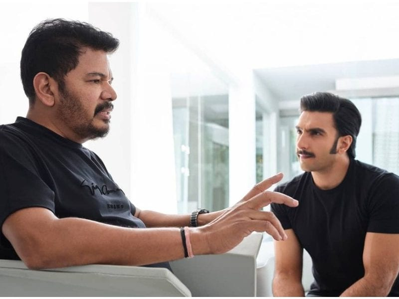 Ranveer Singh Announces His Collaboration With Famous South Director Shankar